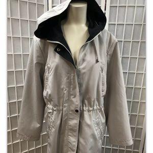 Croft & Barrow, jacket,beige, fall/winter, sizeL.: